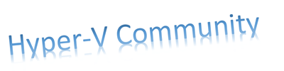 Hyper-V Community